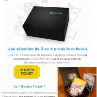 Best of Box – La  première Box culturelle