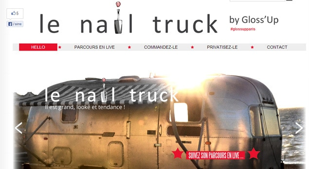 NAILTRUCK GLOSS UP