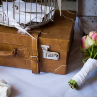 L'urne de mariage… so vintage !