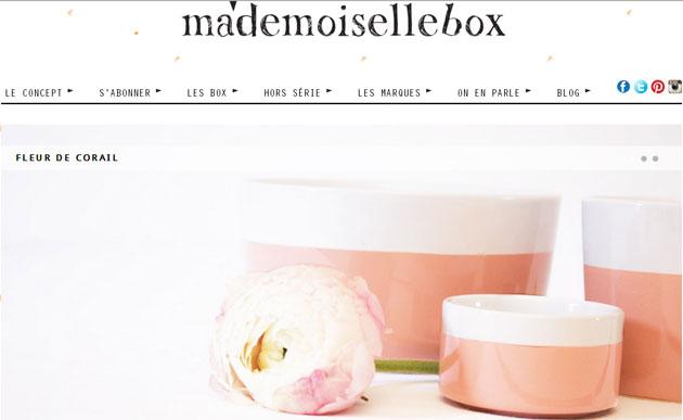 mademoisellebox