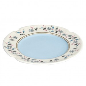 assiette liberty porcelaine