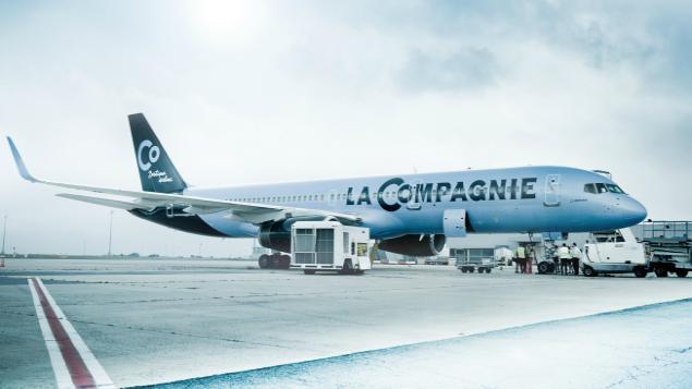 la compagnie avion